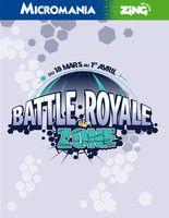 Catalogue Micromania Zing en cours, Battle Royale Zone, Page 1
