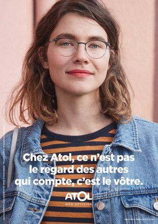 Catalogue Atol Les Opticiens en cours, Chez Atol, ce n'est pas le regard des autres qui compte, c'est le vôtre., Page 1