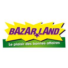 good bazarland est un supermarch discount de luquipement pour la maison luenseigne vend des. Black Bedroom Furniture Sets. Home Design Ideas