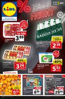 Catalogue Lidl en cours, Black Friday, Page 1