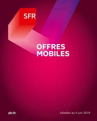 Catalogue SFR en cours, La sélection, Page 1