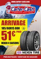Catalogue Carter-Cash en cours, L'essentiel pour l'auto, Page 1