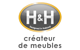 Catalogue H&H à Vélizy-Villacoublay